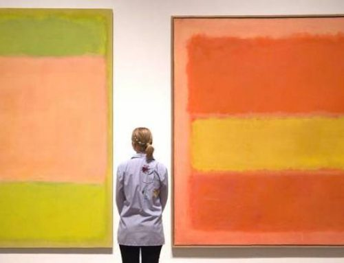 Abstract Art Has Its Challenges and Benefits